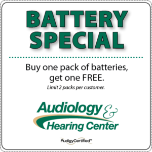 Battery Special coupon